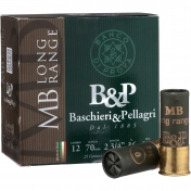 B&P 12/70, 4MB Longe Range 36g. 3,9mm (25 vnt.)