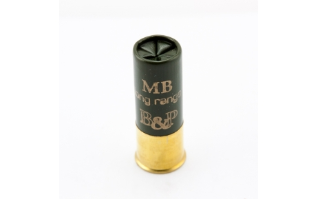 B&P MB Long Range kal.12/70 Nr.3  3.3mm 36g.