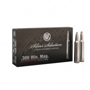 RWS Silver Selection Uni Professional, .300 Win. Mag. 11,7g (20 vnt.)