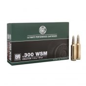 RWS .300 WSM Evolution 11,9g (20 vnt.)