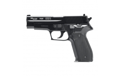 Airsofto pistoletas P226 MS HPA, 6mmBB