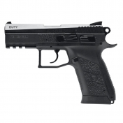 C02-Pistoletas CZ75 P-07 Duty Blow Back