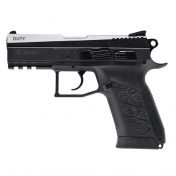 C02 pistoletas CZ75 P-07 Duty Blow Back