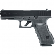 CO2 pistoletas Glock 17