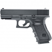 CO2 pistoletas Glock 19