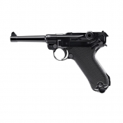 CO2 pistoletas Legends P 08 Blowback