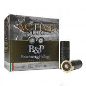 B&P šoviniai Active Slug 12/65 28g