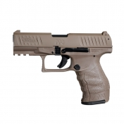 Dujinis signalinis pistoletas Walther PPQ M2 FDE, kal. 9 mm P.A.K.