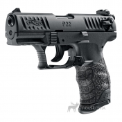 Dujinis pistoletas Walther P22Q, kal. 9 mm P.A.K.