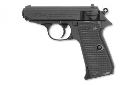 Walther PPK/S kal 4.5mm 5.8315