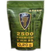 BB šratai Elite force premium 2500vnt 0.2g 2.6104