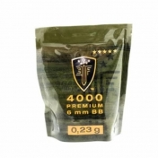 BB šratai Elite force premium 4000vnt 0.23g 2.6120