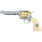 Colt SAA.45 -7.5' kal. 4.5 mm gold 5.8354