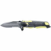 Peilis Rescue knife pro yellow 5.2012
