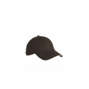 Kepurė Oiler Faux-Leather Brim Brown 3360B
