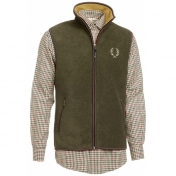 Liemenė Mainstone Fleece Green 5463GM