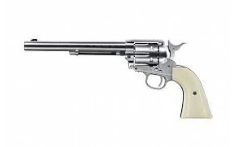 Colt SAA.45- 7.5' kal. 4.5mm  nickel 5.8335