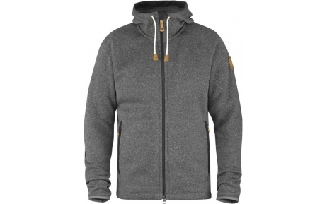 Džemperis Ovik Fleece Hoodie  82252 sp.pilka