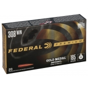Federal kal.308 Win 12 g. Gold Medal GM308BH185