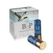 B&P Valle Steel, 12/70 32g 3,1mm